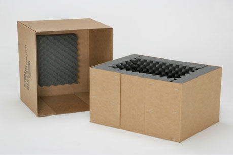 Foam Cushion Boxes