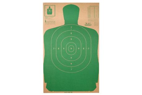 cardboard-target