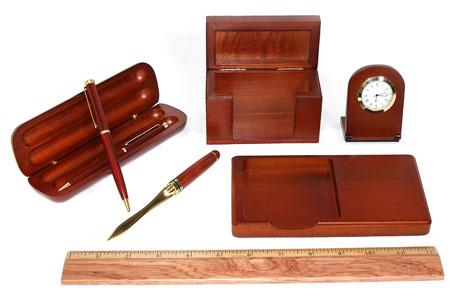 rosewood-desk-set