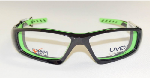 UVEX SW12 Green & Black